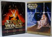 STAR WARS DVD'S PREQUEL TRILOGY  1-3 & TRILOGY 4-6